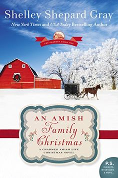 Ever since his father died in a tragic fire, Levi Kinsinger has felt adrift. Newly returned to Charm, Ohio, Levi is trying to fit into his old life, only to discover he seems to have outgrown it.  An Amish Family Christmas:  A Charmed Amish Life Christmas Novel  by Shelley Shepard Gray