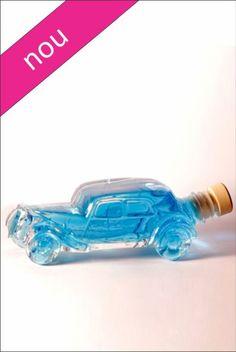 Sticla 200 ml Masina este un produs special care poate fii folosit pentru un cadou deosebit, dar si pentru marturii de nunta.