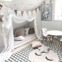 girls bedroom HellBabyOfficial HellBabyOfficial The post HellBabyOfficial Es gibt Lagerraum fr Sie Es ist kein Geheimnis Girls Bedroom, Bedroom Ideas For Teen Girls, Girl Bedroom Designs, Baby Bedroom, Bedroom Decor, Baby Room Boy, Girl Room, Cama Ikea, Diy Zimmer