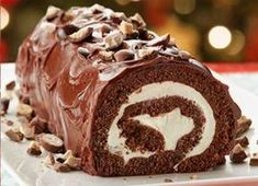 Najlepsza rolada czekoladowa z kremem mascarpone!