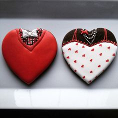 Valentine Couple Cookies | Cookie Connection