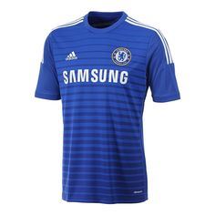 on sale b4ff8 9fa49 Uniforms 175652 Adidas Chelsea Home Jersey - G92151 Adult - BUY IT NOW  ONLY