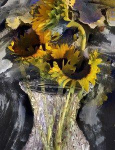 Flowers for Lisa – Abelardo Morell