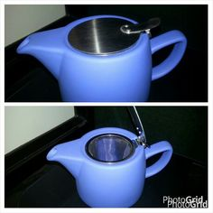 The Cha House- available these cute 500 ml matt finished tea pots... a perfect addition to your tea tray... With stainless steel strainer...  Available in Red & Yellow  Shipped all over the world...  thechahouse@yahoo.com