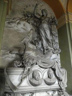 Cimitero Monumentale di Staglieno, Genoa