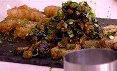 #Ταρτάρ #μελιτζάνας με #γαρίδες #spitispitaki #σπιτιμουσπιτακιμου