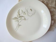 Vintage Universal Alaskan Poppy Alf Robson Serving by thechinagirl