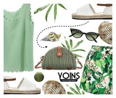 """Yoins: Sandals"" by ana3blue ❤ liked on Polyvore featuring Jin Soon"
