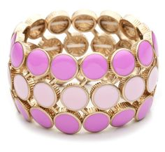 Pink Pho Bracelet_fo real bridesmaid gift :)