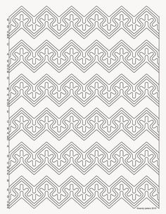 Fox paws coloring page