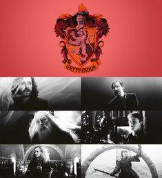"""You might belong in Gryffindor,      Where dwell the brave at heart,      Their daring, nerve and chivalry,      Set Gryffindors apart"""
