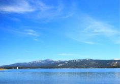 Mountain Lakes and Lodging