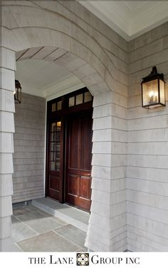Residential Architects - The Lane Group, Inc. Residential Architect, Main Door, House Paint Exterior, Outdoor Living Areas, House Exteriors, House Painting, Architecture Details, New Homes, Lake Houses