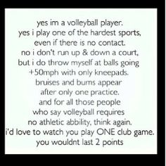 The Volleyball Life