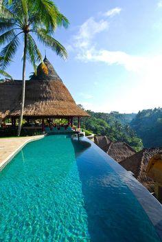 Bali pool hotspot.