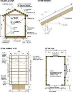 Storage Building Plans Storage building plans Many of them will include a material list and are super easy to follow We use simple construction methods to make the buildin