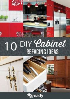 Kitchen cabinets makeover diy projects 38 ideas
