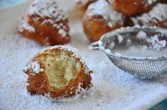 Mini Cake Doughnuts Recipe