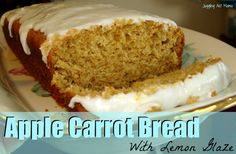 After making my new favorite Spiced Carrot Muffins one day, I had a bit of grated carrot left over – not quite enough to make a full batch of anything though. I was feeling adventurous and decided to throw it together with some grated apple to make a combination of my favorite muffin, and favorite [...]