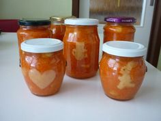 Zaváraná mrkva s ananásom (fotorecept) - obrázok 8 Jar, Food, Essen, Meals, Yemek, Jars, Eten, Glass