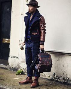 Friday Fashion: London Street Style