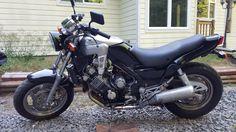 Yamaha Fazer fzx750