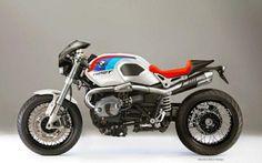 Motorrad Bild: BMW R nineT Umbauten 2014