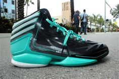 I don't even play basketball but I want these sneakers. The Adizero Crazy Lights 2