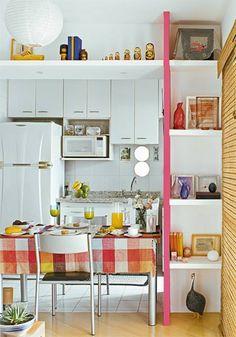 apartamento, apartament, small, decor