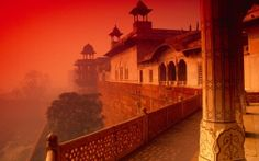 WALLPAPERS HD: Agra Fort, India