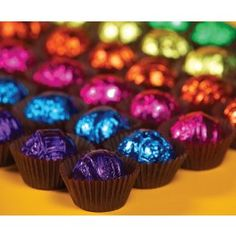 Foil Candy Wrappers for Chocolate - BoxAndWrap.com
