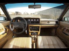 Interior Volvo 240