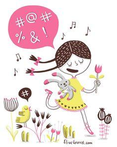 Elise Gravel • For Parents Magazine