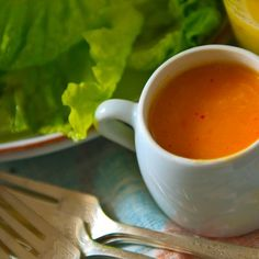 """French"" dressing may not be French, but it can be wonderful!"