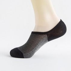 Summer socks slippers 100% cotton mesh breathable socks-Connect2day