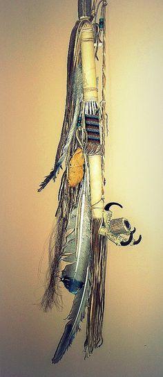 Navajo Peace Pipe by jennaroberts20, via Flickr