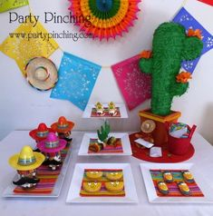 Cinco de Mayo for the Chicos  |  PartyPinching.com