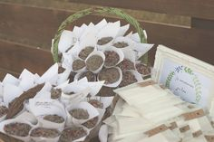 Mint Woodland Wedding