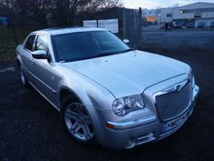 Chrysler 300C 3.0 V6 CRD 4dr Auto 24 Months Warranty Included!!