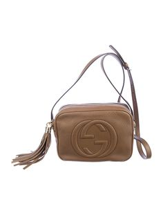 Must Have: Gucci Soho Crossbody Bag.