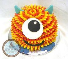 Image result for monster cake