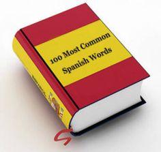 Most Common Spanish Words, Learning Spanish For Kids, Learn Spanish, Spanish Sentences, Spanish Numbers, Object Pronouns, Spanish Language, Spanish Music