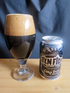 Ten Fidy Imperial Stout, a great craft beer to enjoy on #BeerCanAppreciationDay