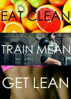Motivation is the most important for a healthy lifestyle. You don't get lean before you've worked your ass off and eat natural food.