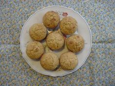 Orange Muffins | Heavenly Homemakers