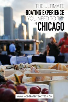 There's nothing like cruising on a boat during the warmest months of the year. Here's how you're getting on a boat in Chicago in summer. Usa Travel Guide, Packing Tips For Travel, Travel Usa, Travel Ideas, Best States To Visit, Chicago Usa, Us Road Trip, Travel Money, United States Travel