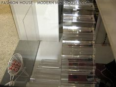 """""""glass"""" stairs"""