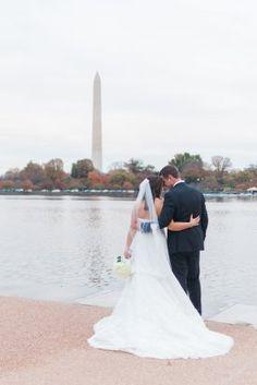 Washington Monument Photos | City Tavern Club, DC Wedding | Megan Chase Photography
