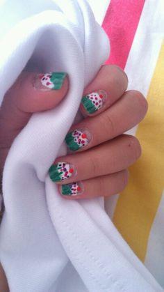 Cupcake #nails!!