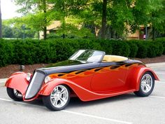 Ideas for my Street Rod: '34 Ford Roadster